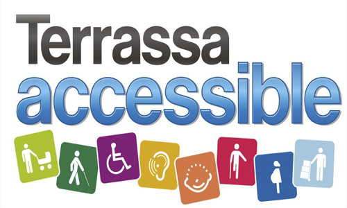 Logotip Terrassa accessible