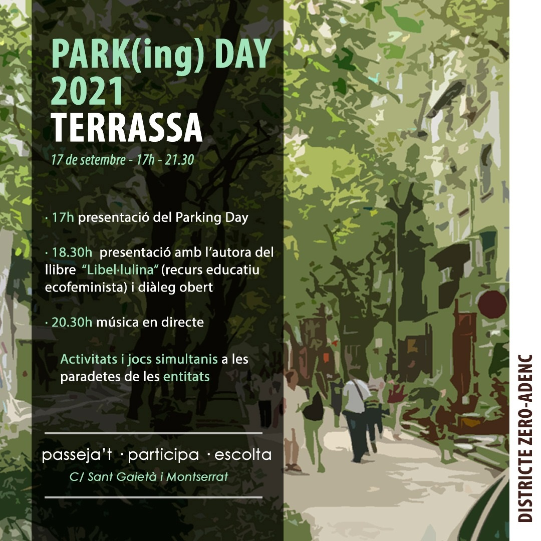 Cartell Park(ing) Day